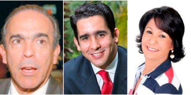 Photo of Yille Fernández y Mercedes Osorio ponderan herencia y vocación políticas de su hijo Joan Fernández candidato a diputado PRSC