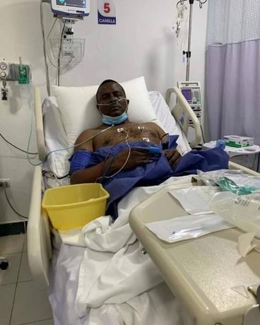 Photo of Felix Victorino tiene cuadro de neumonía en pulmones, según neumólogo