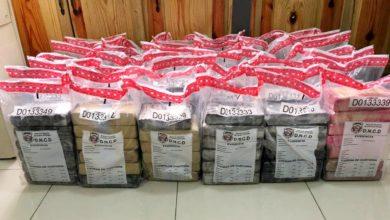 Photo of DNCD ocupa 253 paquetes cocaína o heroína en Puerto Multimodal Caucedo