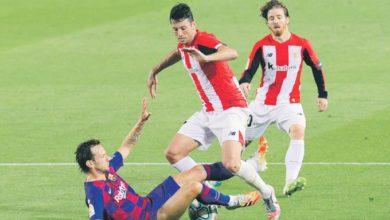 Photo of Gol de Rakitic pone al Barcelona de nuevo en la primera posición