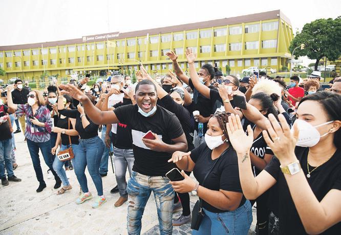 Photo of Grupos exigen garantías para elecciones presidenciales y congresuales del 5 de julio