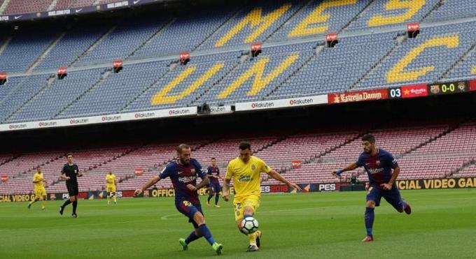 Photo of La Liga retorna con público virtual y partidos sin cesar