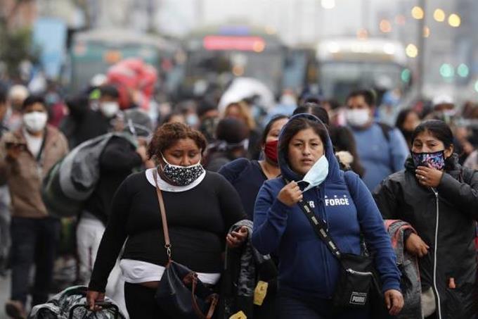 Photo of Latinoamérica y el Caribe superan las 100,000 muertes por coronavirus