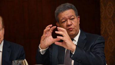 Photo of Leonel dice que desde el Gobierno se intimida para que no donen recursos a su candidatura