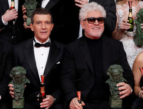Photo of Los Premios Goya 2021 se celebrarán el 27 de febrero