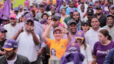 Photo of Margarita anuncia licencia para ir a las calles por candidatura a la vicepresidencia