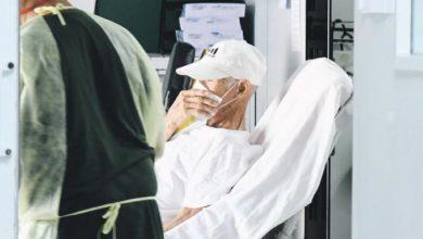 Photo of Más de 7,000 en el país están con el virus activo