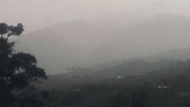 Photo of Polvo del Sahara arropó y contaminó el aire en el país