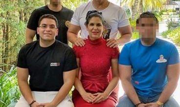 Photo of Aplazan medida coerción a esposo e hijo de candidata a diputada acusados lavado de activos