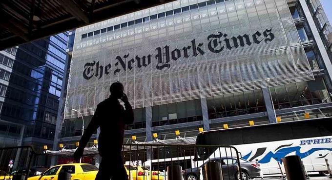 Photo of El New York Times trasladará su servicio digital de Hong Kong a Seúl