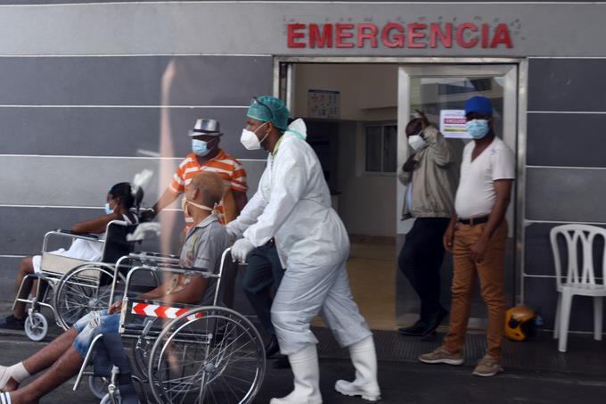 Photo of Danilo Medina decreta el estado de emergencia por 45 días por coronavirus