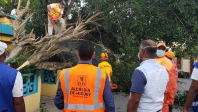 Photo of Los efectos de la tormenta tropical Isaías llegan a la zona este del país