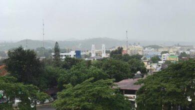 Photo of Santiago y el Cibao, bajo lluvias en primeras horas de la tormenta Isaías