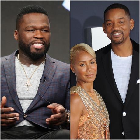 """Photo of 50 Cent se burla de Will Smith por la """"infidelidad"""" de Jada y el actor lo insultó"""
