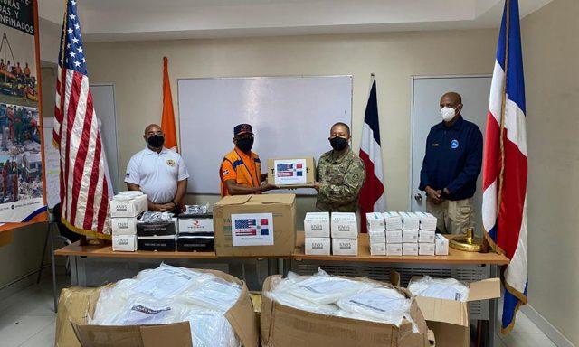 Photo of Embajada EEUU y Comando Sur donan equipos