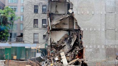 Photo of Otro edificio colapsó en Nueva York; es el tercer caso en dos semanas