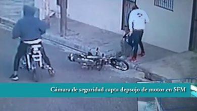 Photo of Hombres armados despojan de sus pertenencias a un joven en SFM