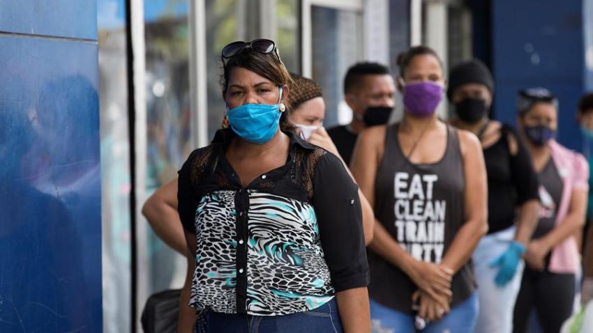 Photo of Cifra récord de infecciones en RD: 1,572 en un día y 57,615 confirmados con coronavirus
