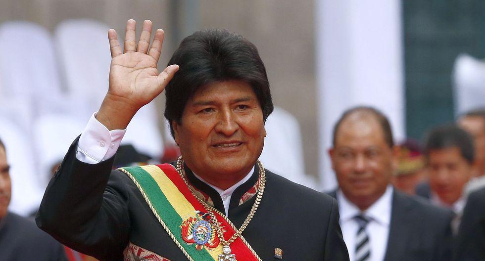 Photo of La Fiscalía boliviana acusa a Evo Morales de terrorismo y pide su detención