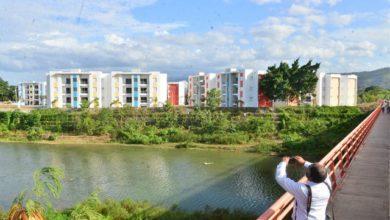 Photo of Medina inaugura obras en La Vega