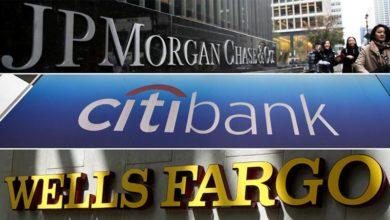 Photo of Los grandes bancos de EEUU reservan más de 41.000 millones para afrontar la crisis del Covid-19