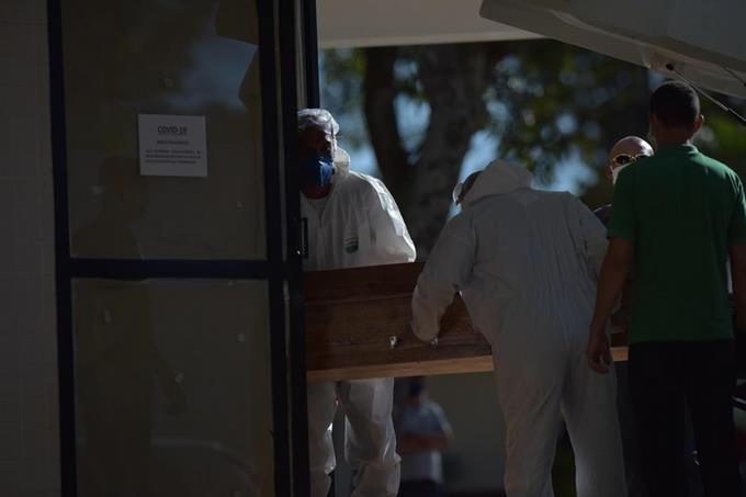 Photo of Brasil supera los 84,000 muertos y 2,28 millones de infectados por COVID-19