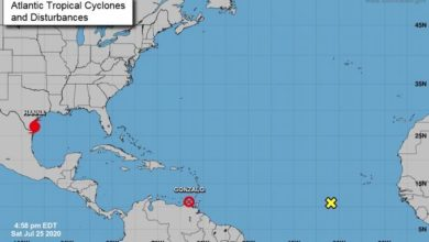 Photo of Depresión tropical Gonzalo podría afectar extremo norte de Venezuela