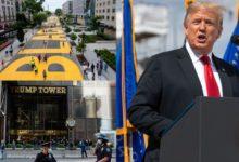 "Photo of Trump: ""Black Lives Matter"" en la Quinta Avenida es símbolo de odio"