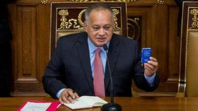 Photo of Diosdado Cabello, titular de Constituyente de Venezuela, tiene COVID-19