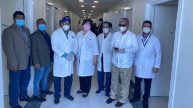 Photo of Plutarco Arias visita hospitales de la provincia