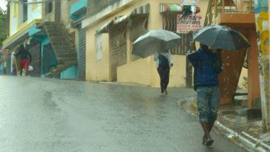 Photo of Vaguada y efectos locales causarán  aguaceros y tronadas en algunos puntos del país