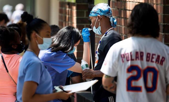 Photo of EE.UU. supera los 142,900 muertos y 3,95 millones de contagios de coronavirus
