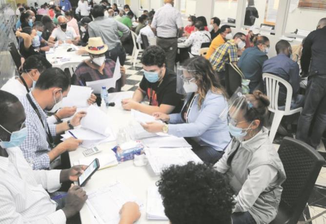 Photo of El PRM aventaja al PLD en diputados y aún falta el DN