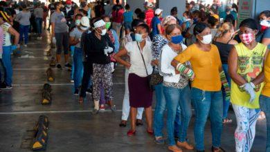 Photo of El coronavirus arrincona al país hasta punto crítico