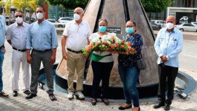 Photo of Unión Deportiva realiza ofrenda floral en sus 44 años de fundada