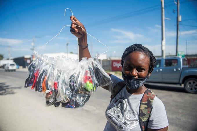 Photo of Haití pide a su población reducir los riesgos de un rebrote de COVID-19