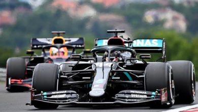 Photo of Hamilton gana 8vo GP de Hungría, igualando a Schumacher