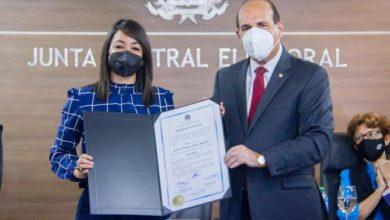 Photo of JCE entrega certificados a senadores electos