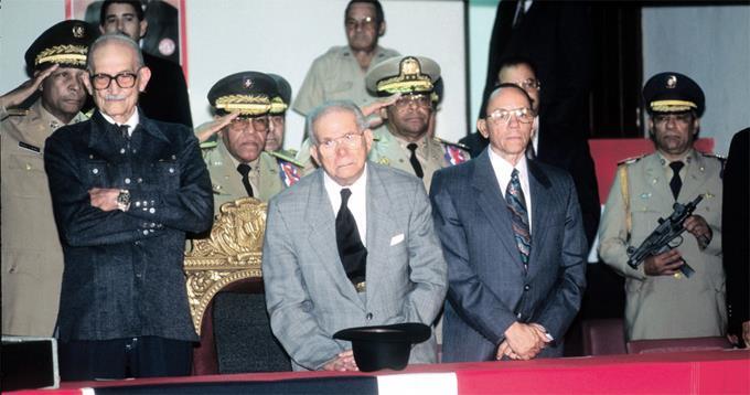 Photo of Joaquín Balaguer: El día que murió el último caudillo del siglo XX