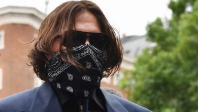 Photo of Johnny Depp afirma que estaba demasiado drogado para pegar a su ex