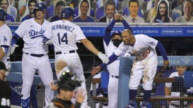 Photo of Hernández produce 5; Dodgers abren campaña con triunfo