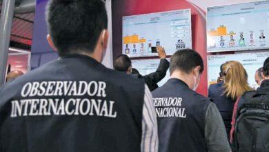 Photo of La Misión de la OEA detectó compra de votos en elecciones