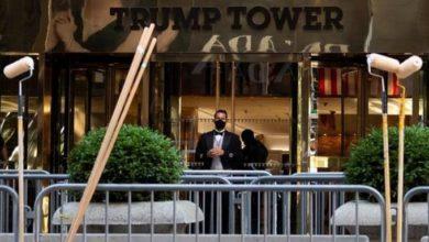 Photo of Nueva York pinta un mural de que la vida negra importa frente a la Torre Trump