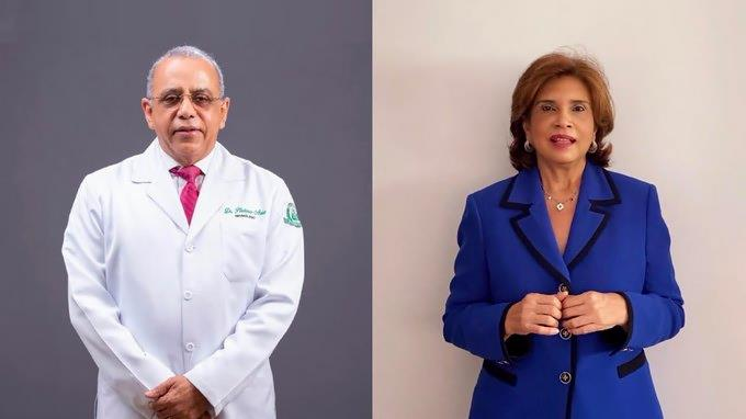 Photo of Plutarco Arias será ministro de Salud e Ivelisse Acosta, viceministra de Salud Colectiva