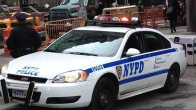 Photo of Disparo rompe cristal de patrullero frente cuartel en El Bronx