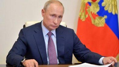 Photo of Putin «da las gracias» a los rusos por reforma constitucional que lo deja en el poder hasta 2036