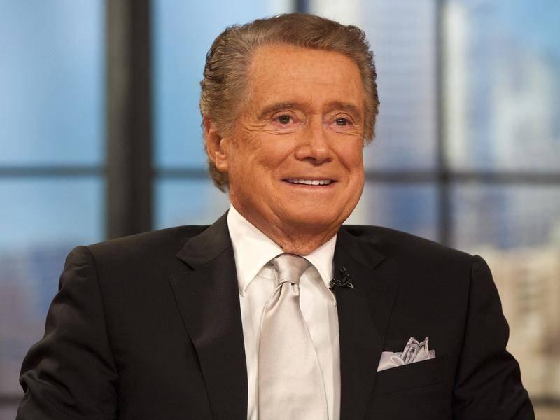 Photo of Muere el popular presentador de TV Regis Philbin