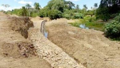 Photo of Fundación Río Jaya denuncia que realizan excavaciones indiscriminadas en margen del río