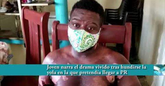 Photo of Permanecen desaparecidos jóvenes salieron en yola hacia PR; sobreviviente narra sucedido