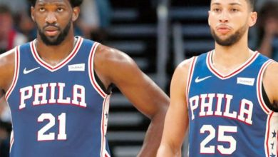 Photo of Simmons y Embiid, listos para regresar